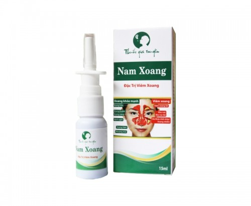 Chữa viêm xoang mũi - Dị ứng Nam Xoang