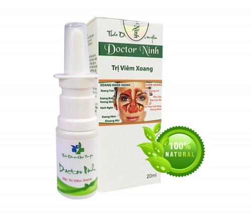 Chữa Viêm Xoang Mũi - Dị Ứng Doctor Ninh